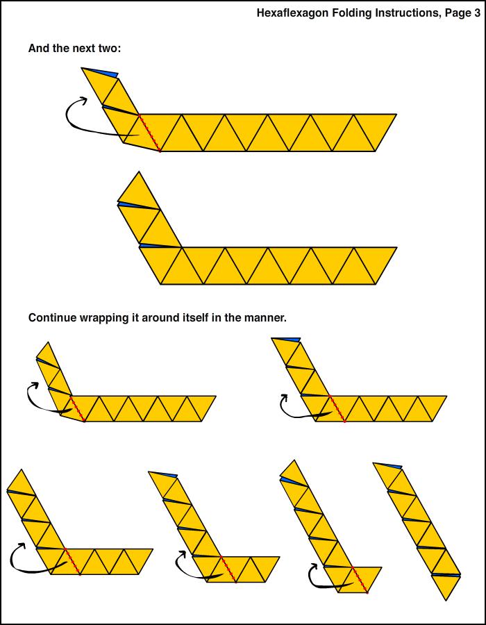 Hexaflexagon Designer | graceavery